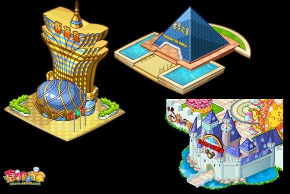 建筑地图澳门3d地图