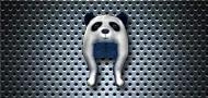 御宅熊猫帽子