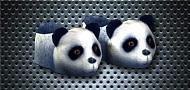 御宅熊猫拖鞋