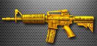 M4A1-黄金家族
