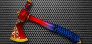 手斧-紫骍-新年武器