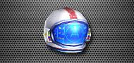 宇航员头盔